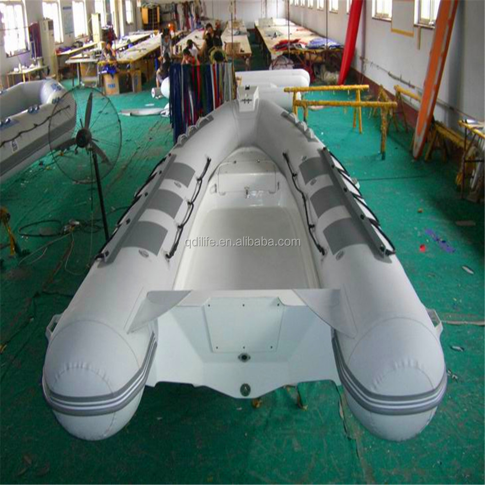 4.7m CE approved high quality boat rib for sale