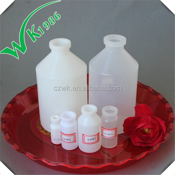 250ml plastic vaccine vials