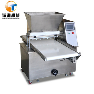 Automatic sponge cake funnel / manju fun / manjoo cake machine