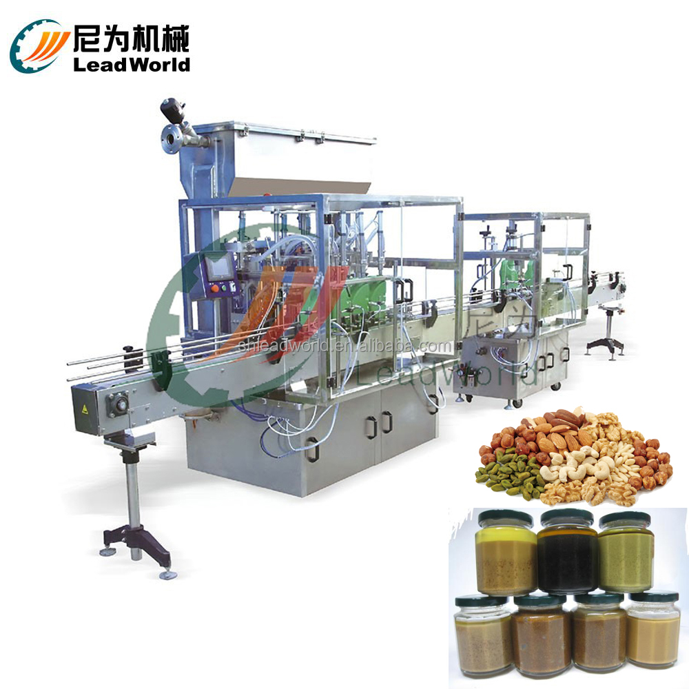 2017 new model stainless steel automatic filling and capping machine