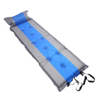 2019 new design inflatable air bed for travelling easy to carry outdoor inflatable air mattress
