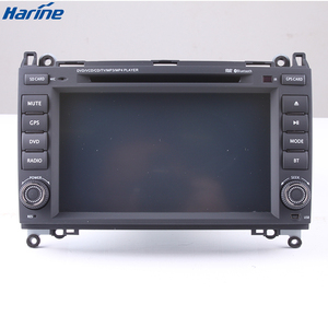 HD MPG 3A DVD Vehicle Player with GPS for Sprinter