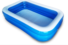 SUNWAY Gros Gonflable Piscine, Coloré Gonflable Piscine, Durable Inflatbale Piscine Pour Adultes