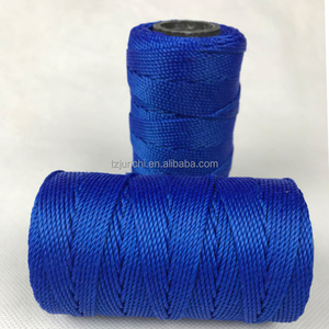 210D Colorful Twisted High tenacity good quality good price Nylon twine Fishing String twine