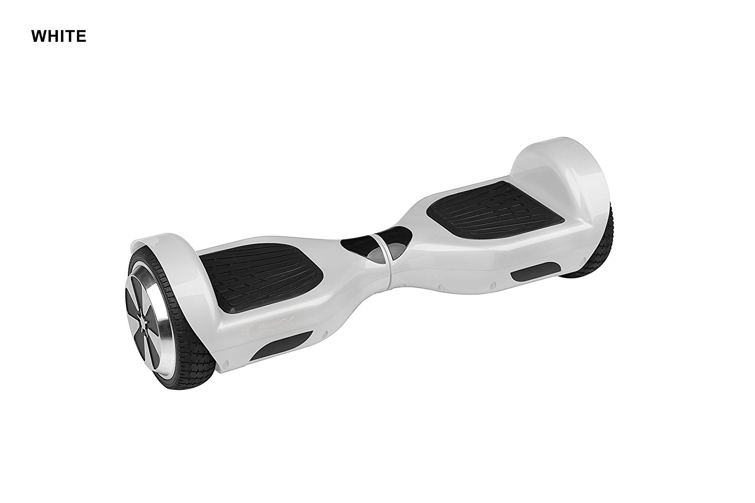 DTC Technologies Model R6 Hoverboard Self-Balancing Scooter UL-2272 Certified