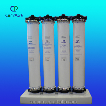 CPO-1080 pvdf hollow fiber membrane ultrafiltration membrane for water treatment system
