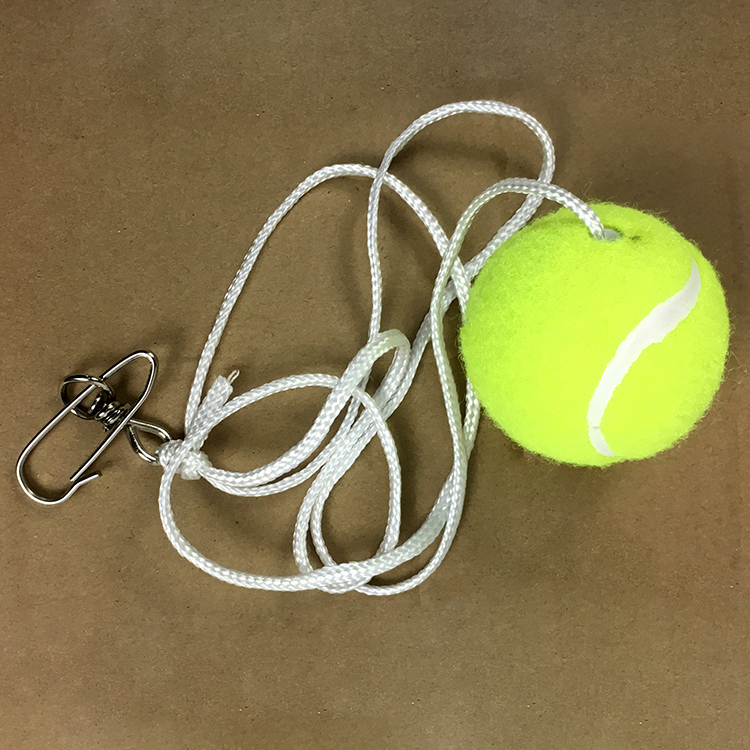 High quality Steel portable tennis and football training practice equipment