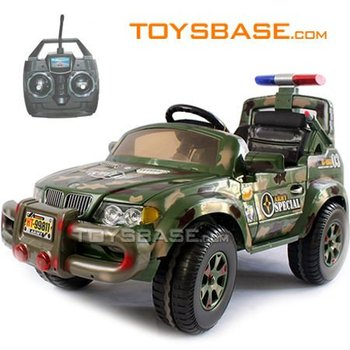Ride on Police Car for Kids 99811AF