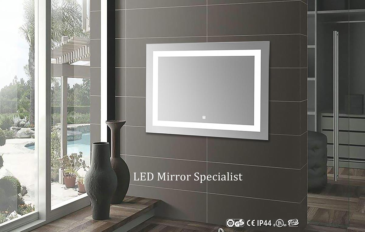Yiwu Dimo Home Products Co Ltd Led Bathroom Mirror Cabinet