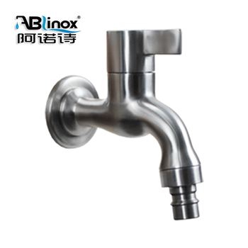 Ablinox Stainless Steel Bath Taps With Shower Head Industrial ...