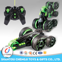6 channel five wheeled radio control rc programable robot kit for sale