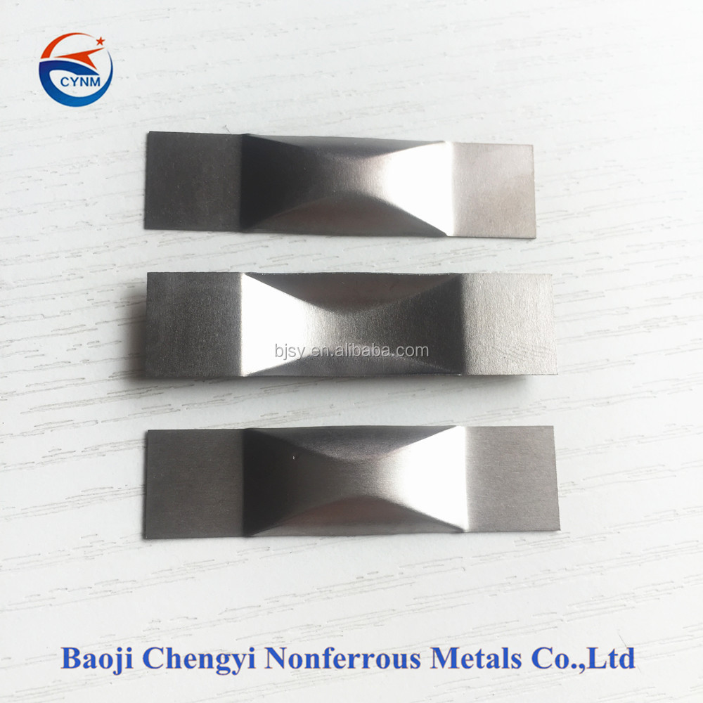 Tungsten ready made evaporation sources