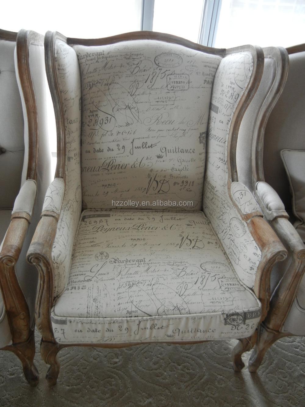 Europese landelijke stijl vergaderzaal huren fauteuil, bruiloft ...