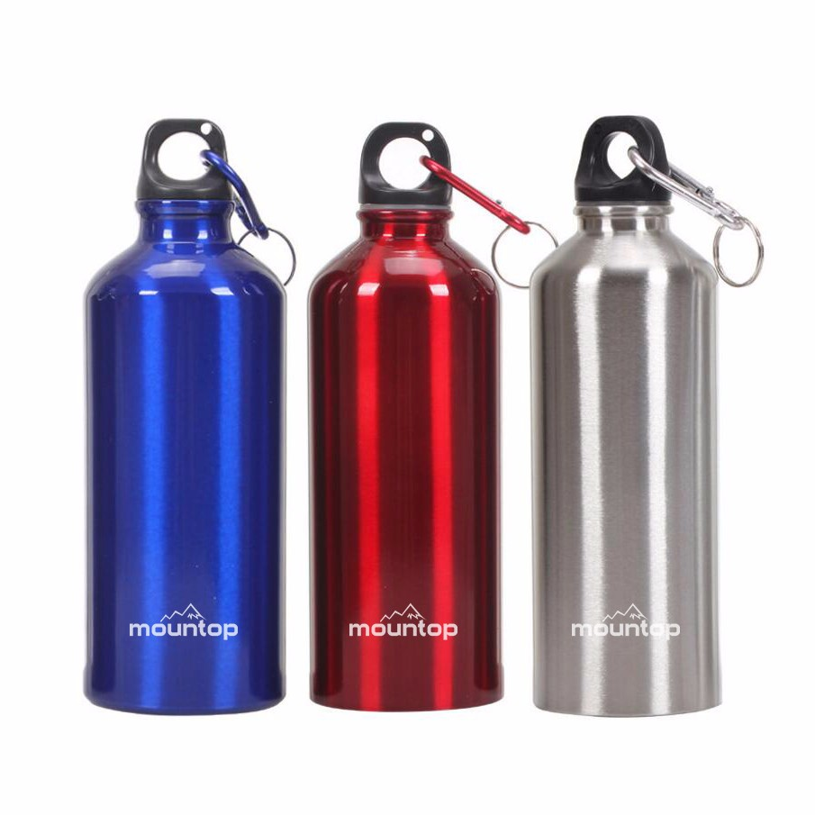 Best seller 2019 promotional <strong>sports</strong> cheap aluminum personalized shaker bottles with custom logo