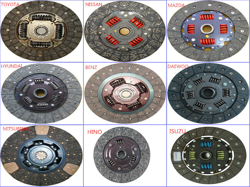Automotive Clutch Plate : Auto clutch plates hyundai disc atos