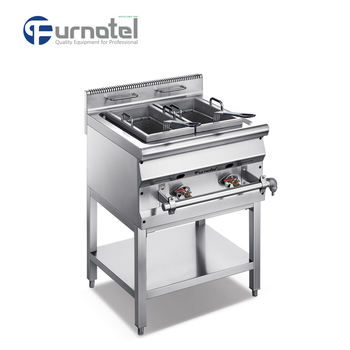 Furnotel Asian Series Commercial Heavy Duty Cooking Equipment Gas ...