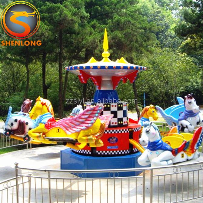 Crazy Games Children Ride Amusement Ride Jumping Machine: Children Games Equipment Flying Frog Jumping Rides