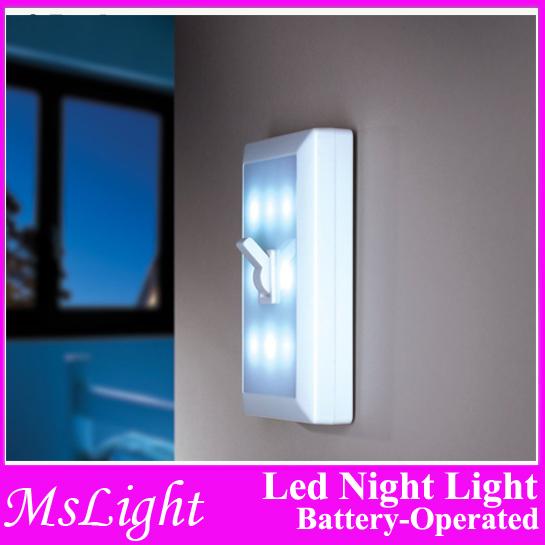 Light Switch Night Light Lamp Low Voltage 8 Led S Lighting