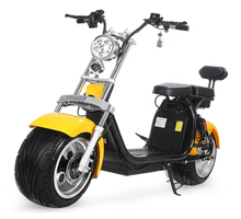 1500 W li-ion battery electric scooter
