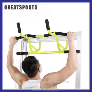 professional home fitness equipment door frame pull up bar for body buildinghome exercise - Door Frame Pull Up Bar