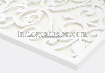 Aluminum Powder Coating Interior Building Finishing Materials