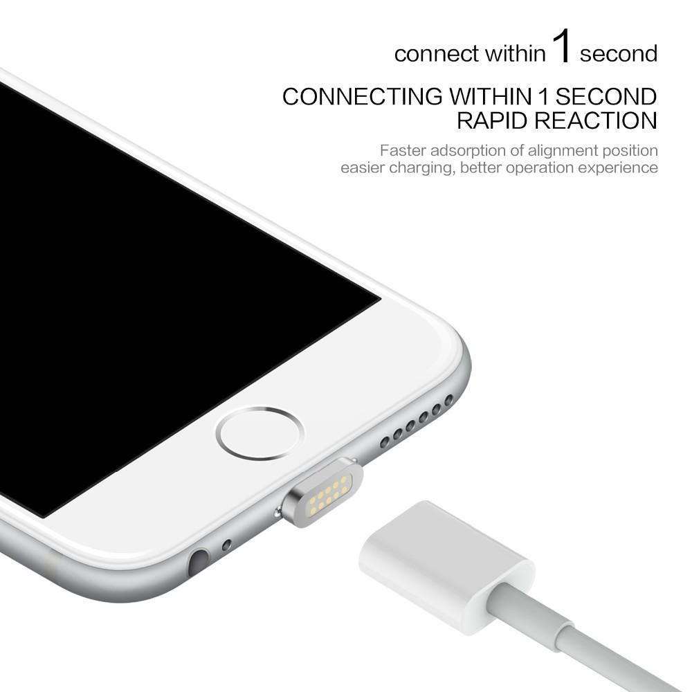 Magnet Draht Handy-ladegerät Kabel Usb Daten Kabel Magnetische Handy ...