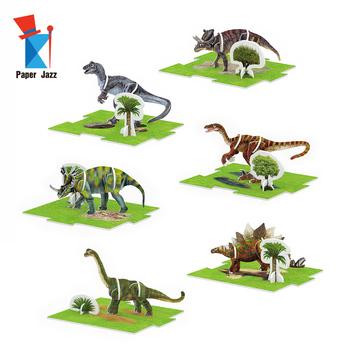Anak Anak Dinosaurus Dunia 3d Puzzle Game Koleksi Puzzle Mainan Buy 3d Puzzle Koleksi Koleksi Puzzle Koleksi Mainan Product On Alibaba Com