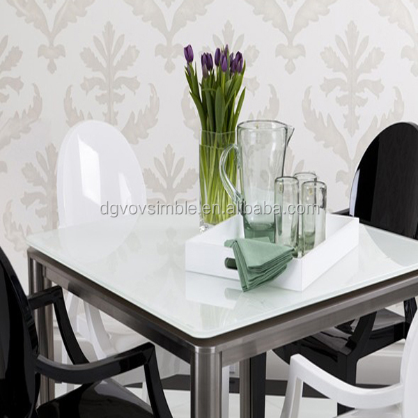 Customize Artificial Granite Acrylic Marble Solid Surface Table Tops
