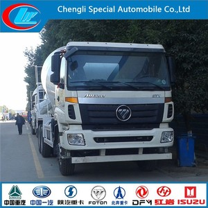 China manufacture 10t concrete mixer high qulity Concrete Mixer Truck Cement Concrete Mixer with good price