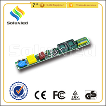 24W 28W 350mA led tube cc driver