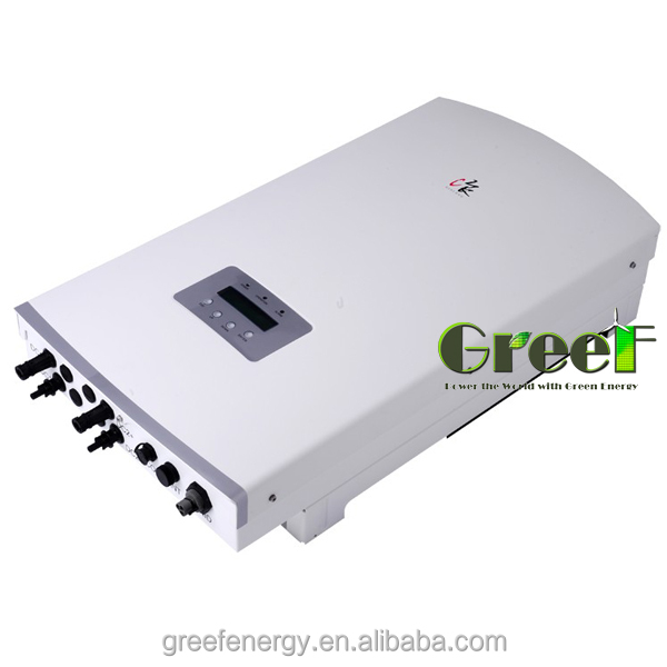 1kW -15kW LCD Display On-grid Small Inverter For House Use