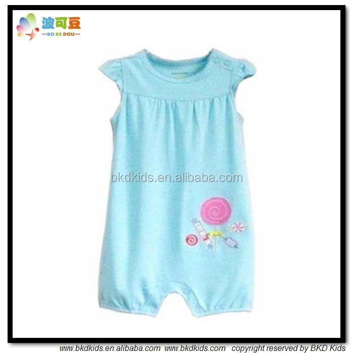 Bkd Blaue Farbe Baby Mädchen Partei Zu Tragen Für Sommerkleidung ...