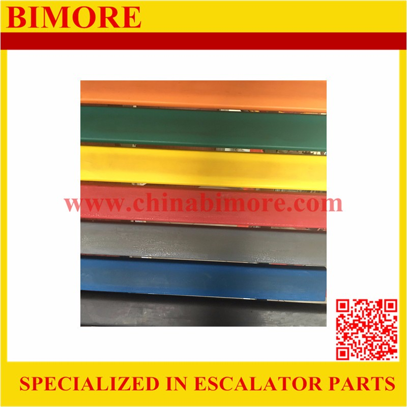 BIMORE Colorful escalator handrail rubber belt
