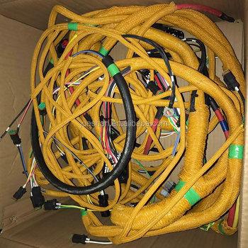 Platform Auxillary Wiring Harness 283-2932 For Cat 324d 325d 326d 329d on