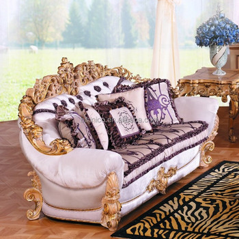 Luxury French New Classic Living Room Furniture Sofa Set/european ...