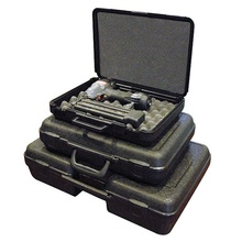 Nail gun case military hard gun transport case mould