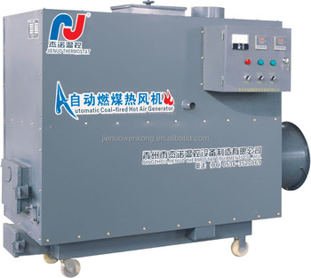 Work Natural Coal Fired Water Heater Hot Air Generator