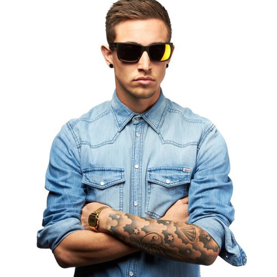 7a528cf5f4 Get Quotations · Von zipper Elmore Driver Coating Sunglasses Glasses VZ  Men s Sport Surf Free Shipping gafas oculos sunglasses