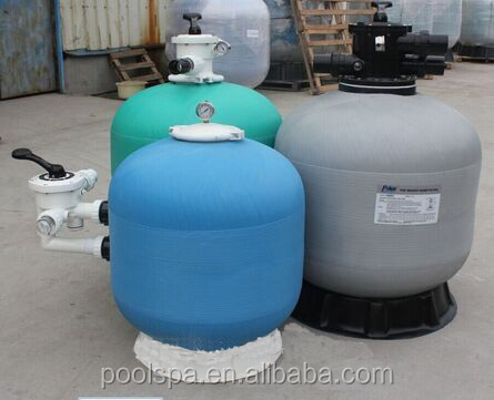Swimming pool filtration system fiberglass sand filter for water treatment buy sand filter for for Glass filter media for swimming pools