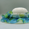 Spring and summer women sunhat sandbeach sun-proof big brim crochet hat