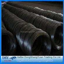 2016 Black annealed tie wire for reinforcing steel/18 gauge annealed wire weight/soft annealed black wire