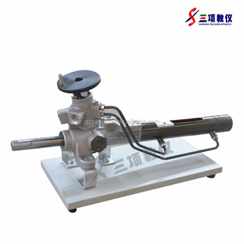 Anatomized Rack And Pinion Steering Gear Teaching Model Aratus School Test Equipment