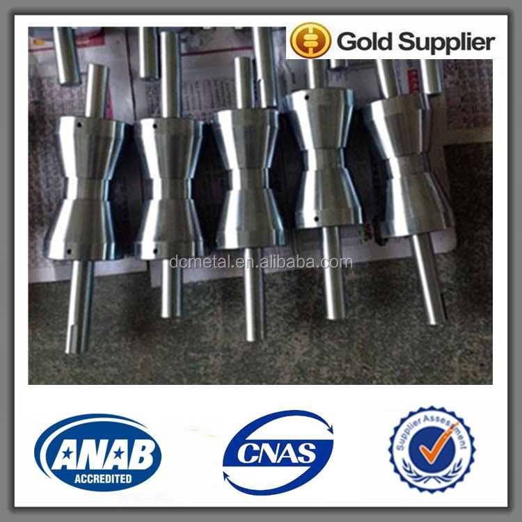 Customized Steel Cold Forging Parts with CNC Machining