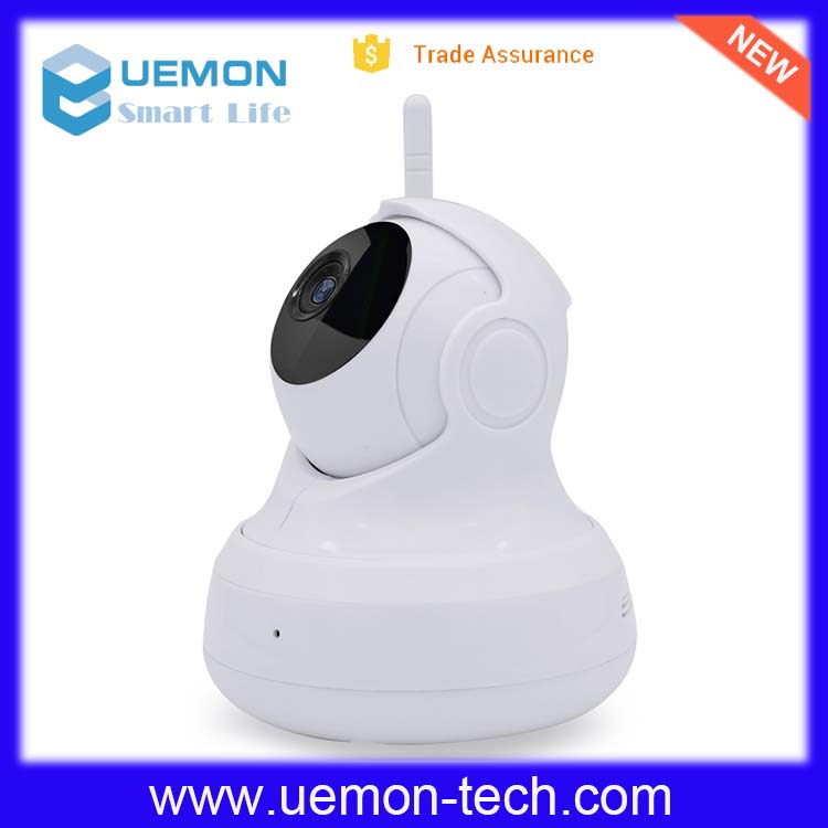 2016 Smart Home HD WIFI IP Camera 720P Night Vision Security CCTV Baby Pet Home Monitor