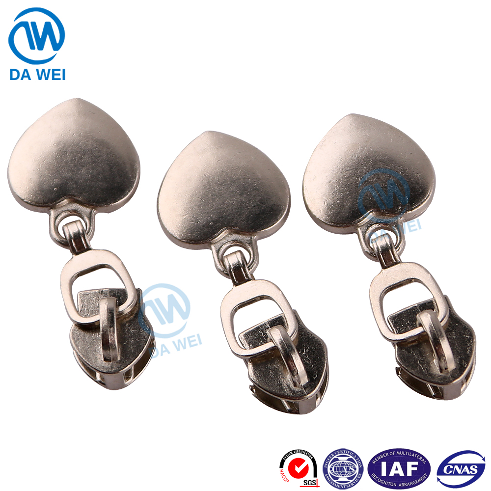 Professional High Quality Reversible leather jacket novelty custom oem 3d logo silicone boot zipper pull