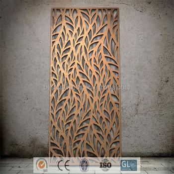 Divisori Da Giardino Metallo.Alibaba All Ingrosso Schermo Di Metallo Decorativo Divisori Per