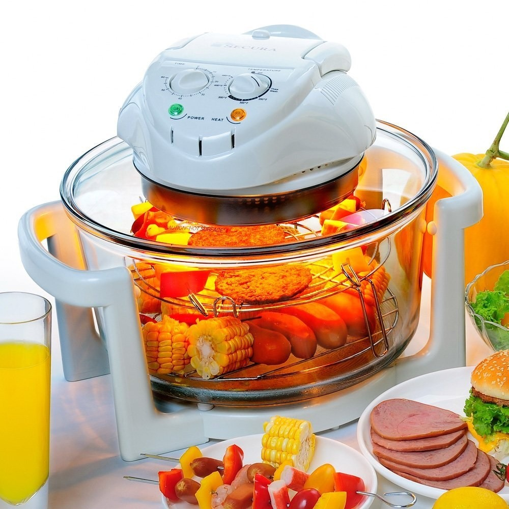 Convection Halogen Flavor Wave Turbo Microwave Oven