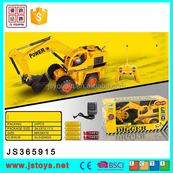 2016 new design mining toys made in china