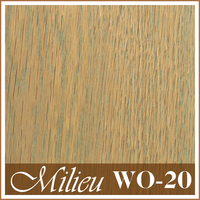White Oak (WO-20) - Plank engineered flooring 3.5mm top layer UV Laquer coat wood timber