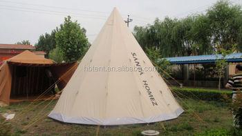 Cotton Canvas Tipi TentOutdoor Teepee Tent - Buy Teepee Indian TentsOutdoor Teepee & Cotton Canvas Tipi TentOutdoor Teepee Tent - Buy Teepee Indian ...